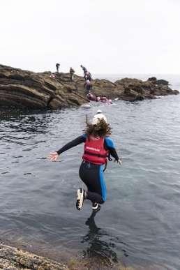 coasteering en asturias